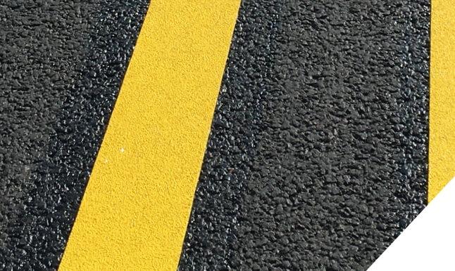 Lane marking Film
