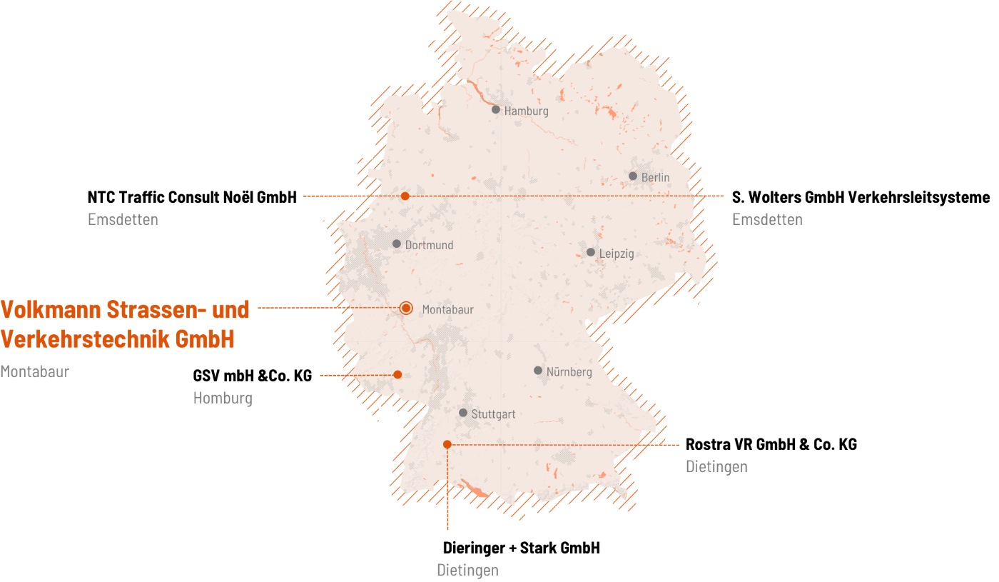 Vsv Standorte Deutschland