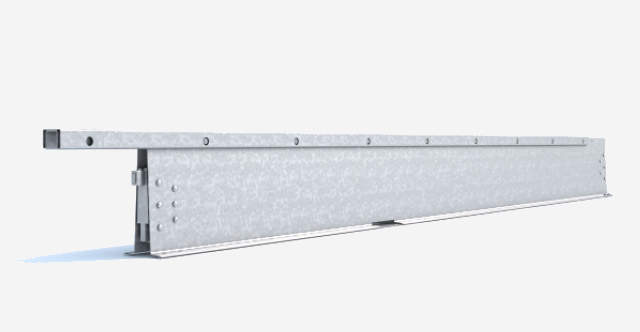Stahlschutzwand Guardvox 600