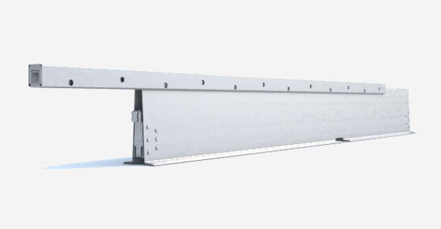 Stahlschutzwand Guardvox 800