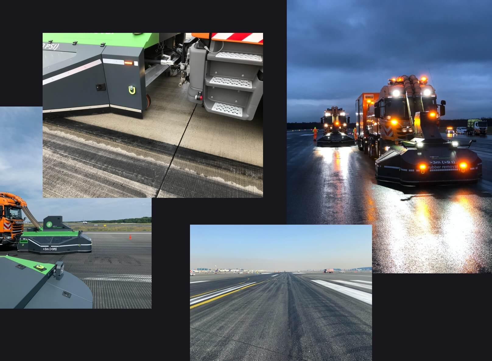 Wasserhochdrucktechnologie Bilder Footer Op