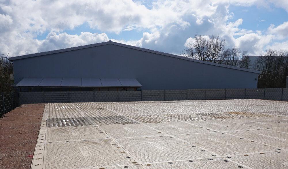 signaroad ground protection mat 2
